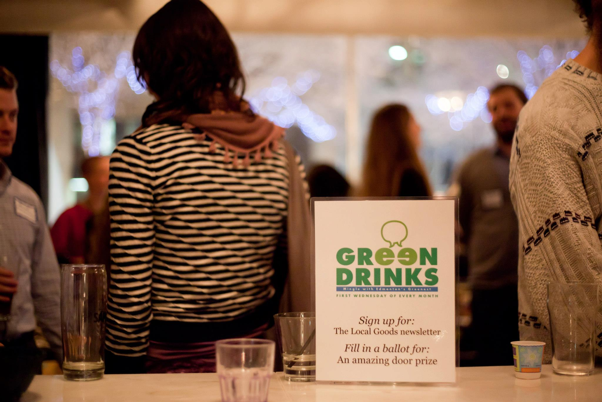 Green Drinks, community building