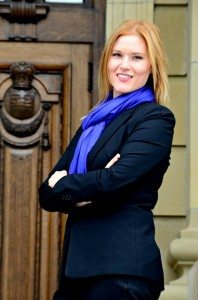 Erin Northey, candidate for Ward 6