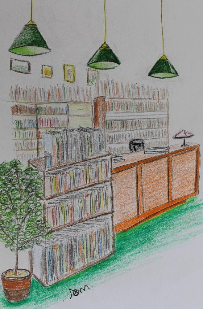 Edmonton used book stores