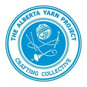 Alberta Yarn Project logo