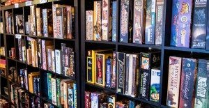 400-500 board games to play at Table Top Cafe in Edmonton