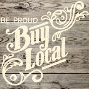 image created by independentwestand.org to promote their American shop-local campaign, via SF's Shift Local