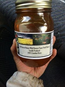 "With an expiration date of ""never"", honey is an easy find at farmers' markets year-round. Photo: Elyse Williams"