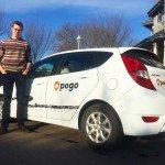 POGO CarShare Edmonton