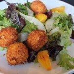 Beet & Chevre Salad. Photo: Crystal Lee