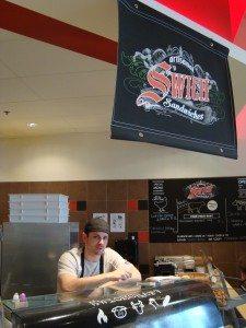 S'wich food truck owner Alexei Boldireff