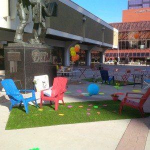 Hosting the Happy City Edmonton Resilience Festival