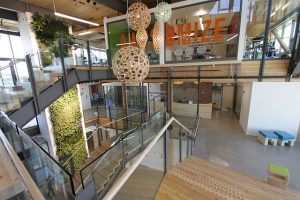 Edmonton co-work space