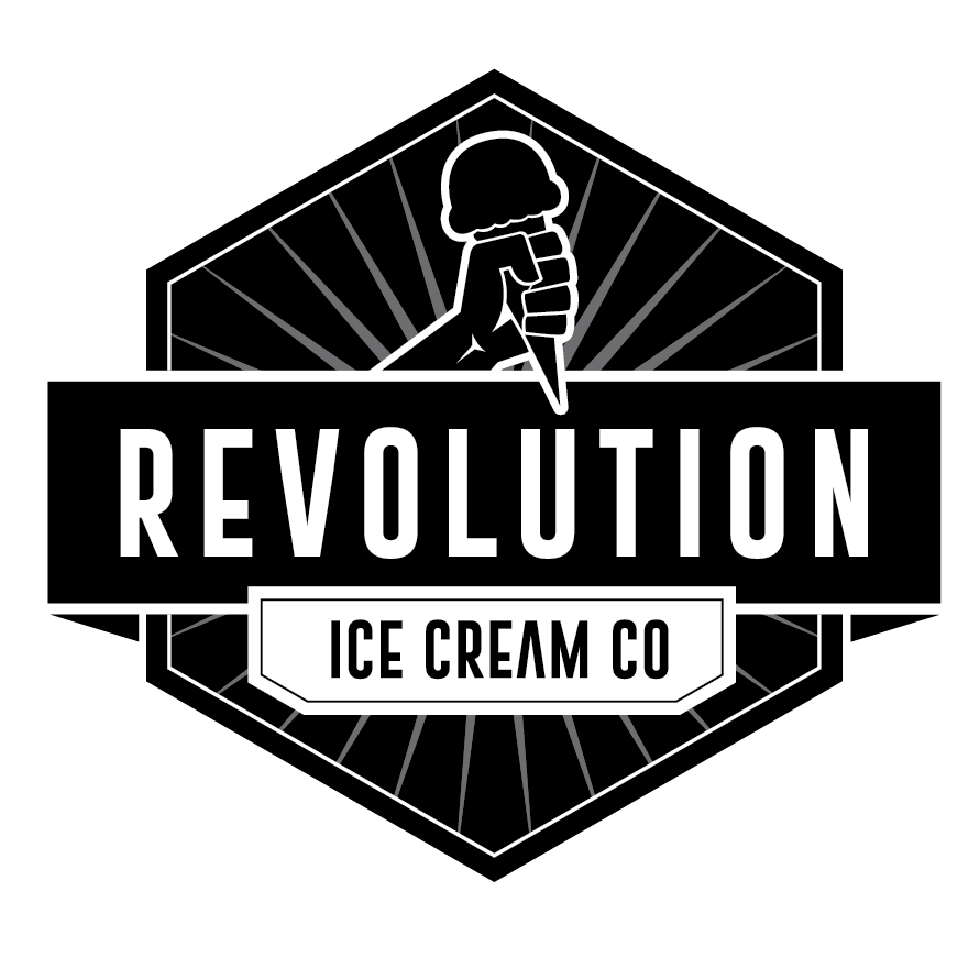Revolution Ice Cream Logo