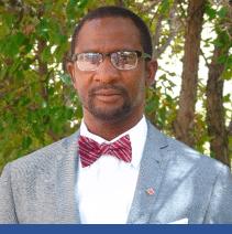 Felix Amena, candidate for Ward