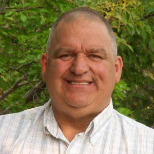 Gordon Nickolic, candidate for mayor