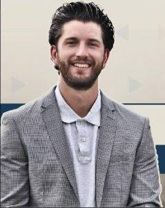 Eli Schrader, candidate for Ward 8