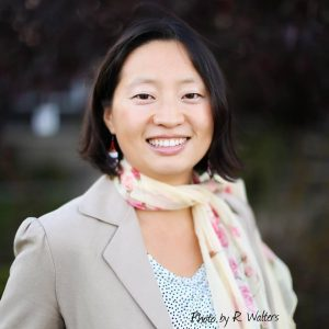 Keren Tang, candidate for Ward 11