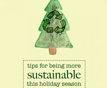 12 Days of YEG: Sustainability During the Holiday Season